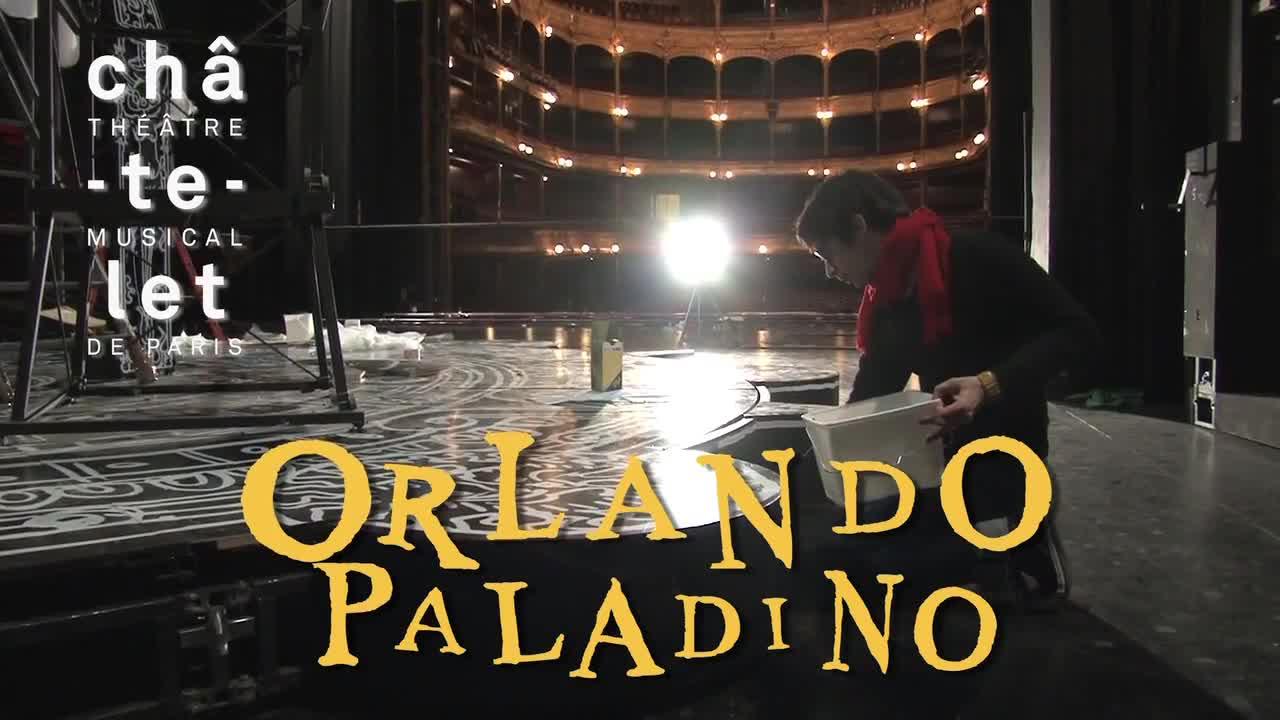 À la rencontre de Nicolas Buffe - Orlando paladino