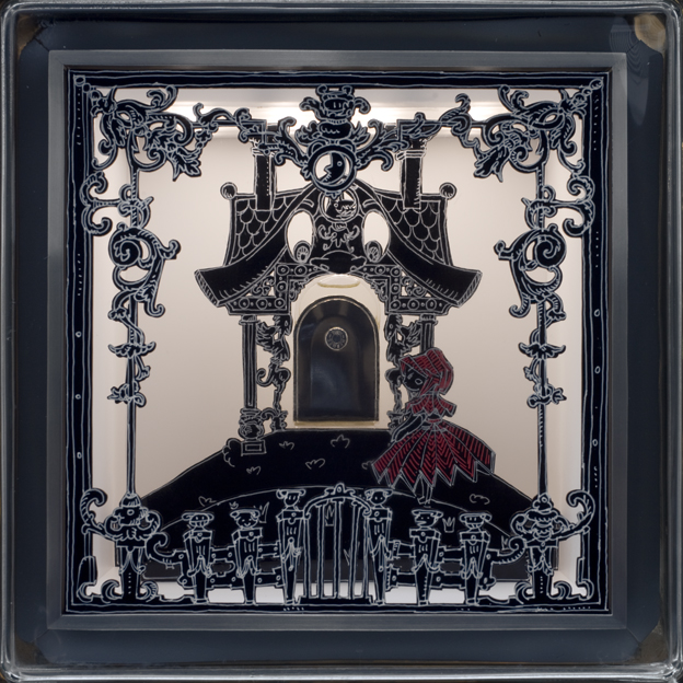 ·: Nicolas Buffe :· - Nicolas Buffe - 2010---05---Nicolas Buffe vitrine Hermes Ginza (photos de Satoshi Asakawa)_R8C3731