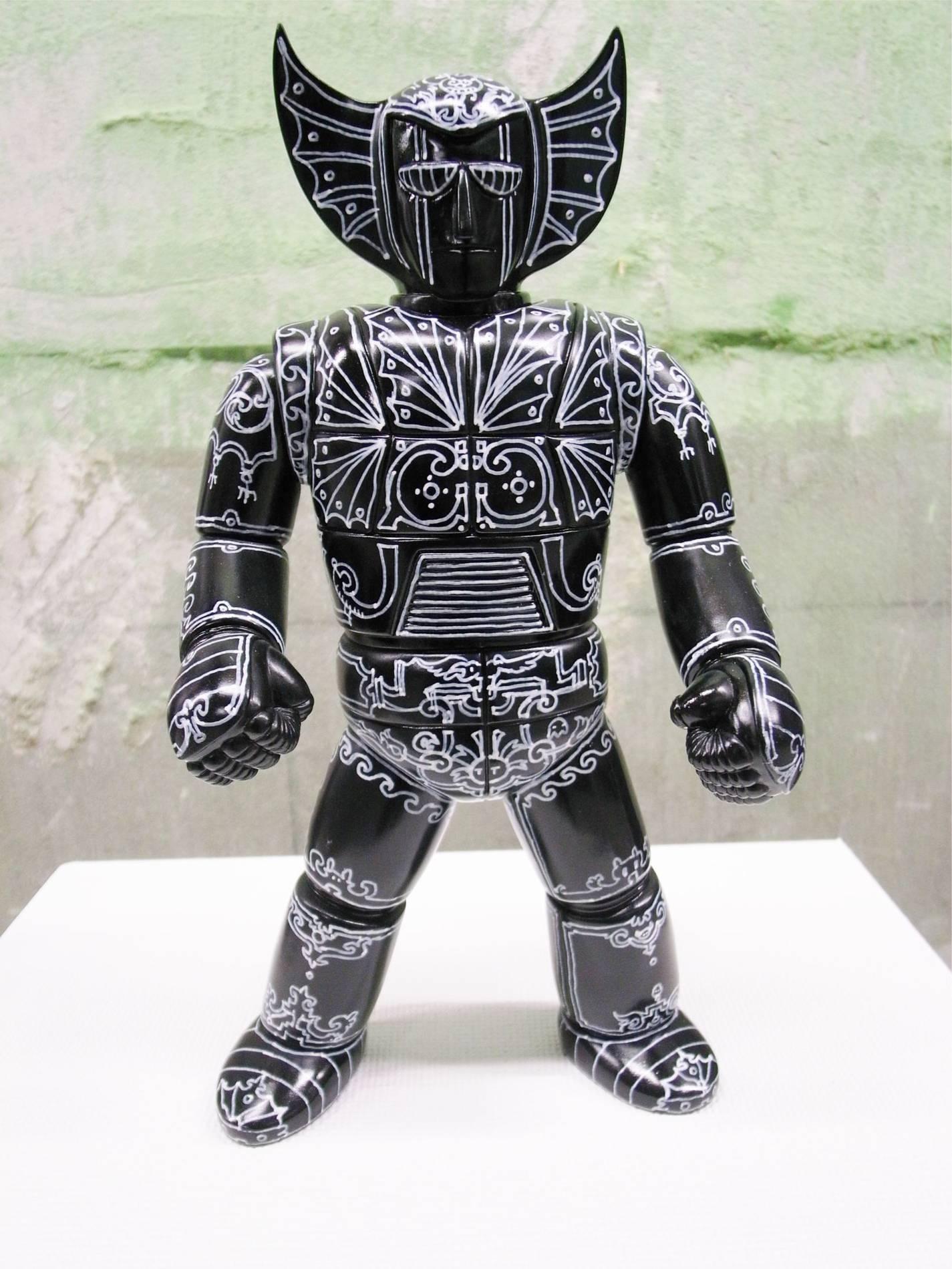 ·: Nicolas Buffe :· - Nicolas Buffe - 2010---01 - poseidon (black)-mini