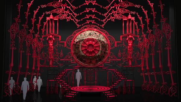 Act II, Alcina's grotto