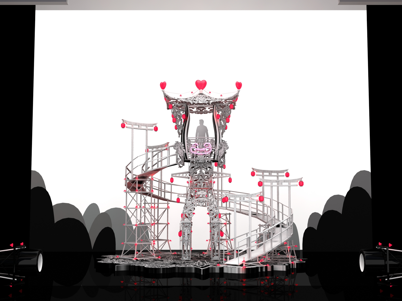 ·: Nicolas Buffe :· - Act I Angelica's tower