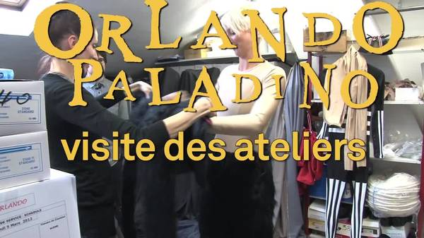 Orlando paladino - Les costumes