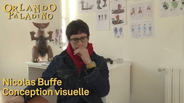 Orlando paladino - Nicolas Buffe