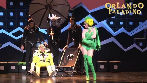 Orlando paladino - Quel Tuo Visetto Amabile