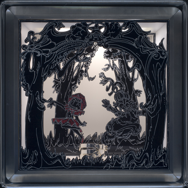 ·: Nicolas Buffe :· - Nicolas Buffe - 2010---05---Nicolas Buffe vitrine Hermes Ginza (photos de Satoshi Asakawa)_R8C3697
