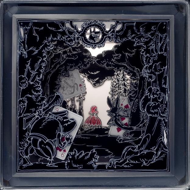 ·: Nicolas Buffe :· - Nicolas Buffe - 2010---05---Nicolas Buffe vitrine Hermes Ginza (photos de Satoshi Asakawa)_R8C3718