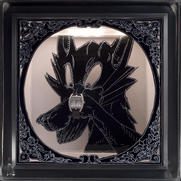 ·: Nicolas Buffe :· - Nicolas Buffe - 2010---05---Nicolas Buffe vitrine Hermes Ginza (photos de Satoshi Asakawa)_R8C3803