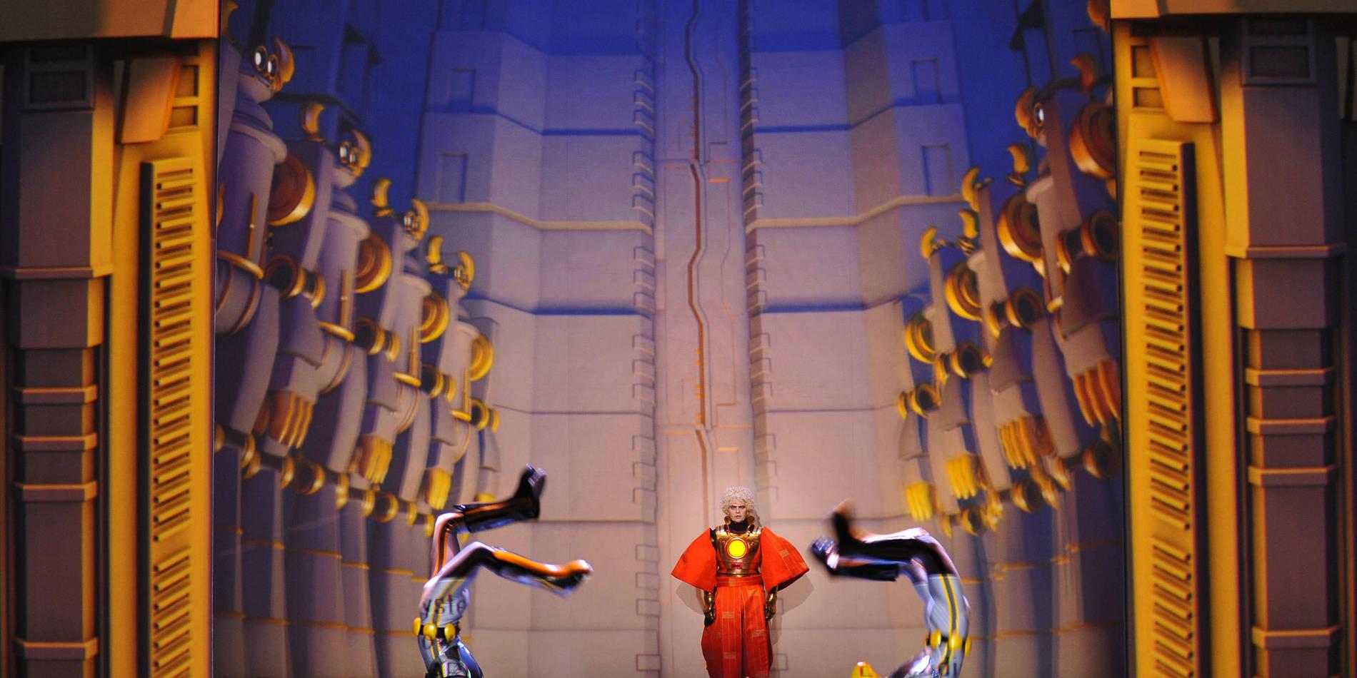 ·: Nicolas Buffe :· - Alexandre (Rainer Trost) Théâtre du Châtelet (c) Marie-Noëlle Robert 3k