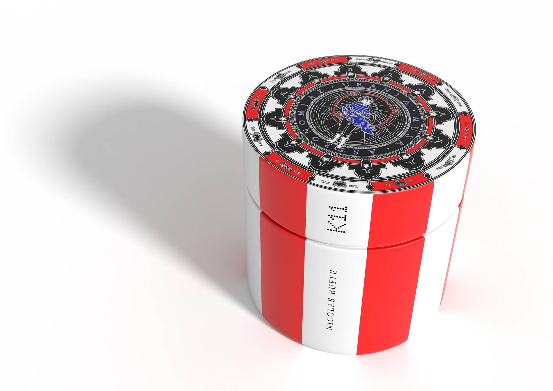 ·: Nicolas Buffe :· - Box Urania Cylinder 31x31cm 01