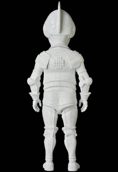 Super Polifilo armor white ver 02